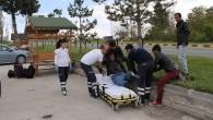 Tosya'da Afgan uyruklu yayaya araba çarptı