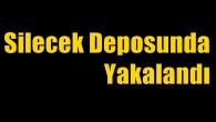Tosya'da Büyük Operasyon, Silecek Deposunda Yakalandı