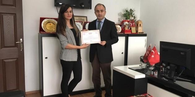BİK Genel Müdürü Karaca'dan İğdirli'ye teşekkür