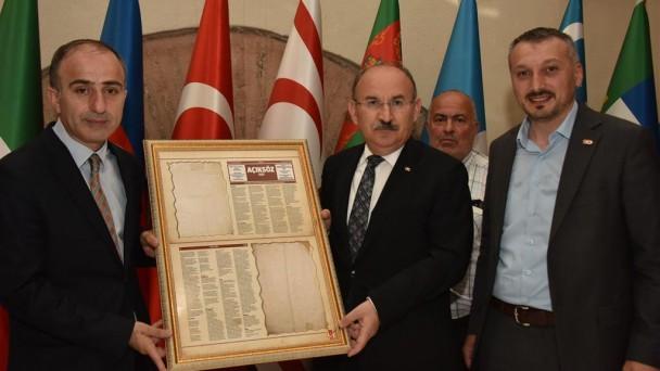 BİK Kastamonu Şube Müdürü Yaşar Kuru, Malatya'ya Tayin Oldu
