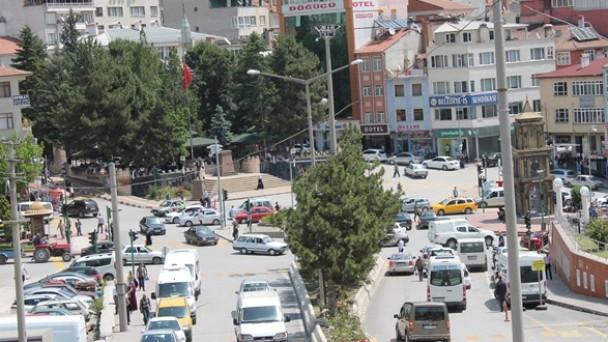 Bayram Tatili Tosya'yı Hareketlendirdi
