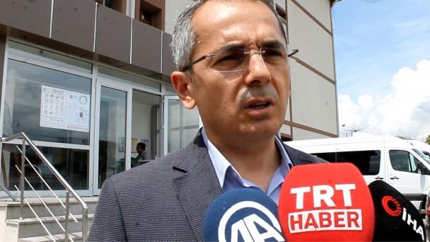 Kaymakam Deniz Pişkin; Tosya'da 2019 YKS Sınavları Huzur İçinde Yapıldı