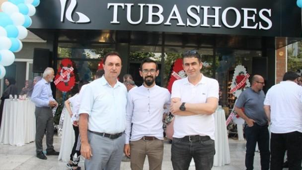 Tuba Shoes Dualarla Açıldı