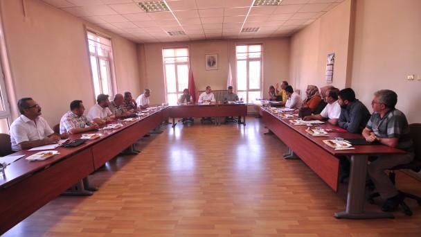 Belediye Meclisi Temmuz Toplantısını Yaptı