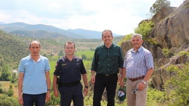 Kaymakam Pişkin: Tosya'da arkeolojik çalışma başlatacağız