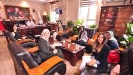 TOSGİAD'dan Başkan Kavaklıgil'e Ziyaret