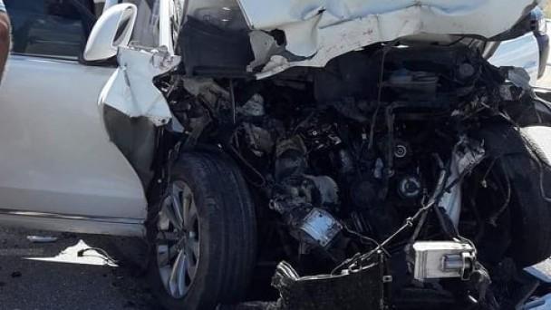Tosya D-100 Karayolu'nda kaza; 1 ağır yaralı