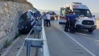 Tosya D-100 Karayolunda Kaza 3 Yaralı