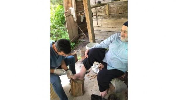 Tosya'da Yalnız Değilsiniz projesi devam ediyor