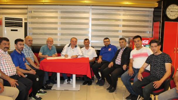 Tosyaspor, Kastamonuspor 1966 İle Protokol İmzaladı