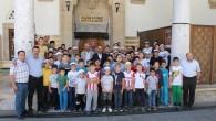 Yaz Kur'an Kursu Dondurma Etkinlikleri Başladı