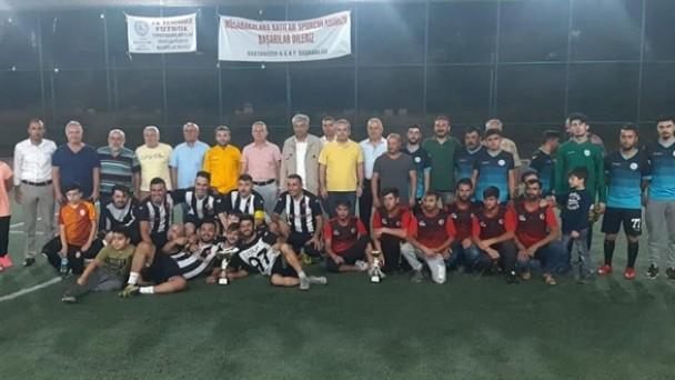 15 Temmuz Milli Birlik Kupası Töreni