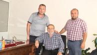 Açıksöz Gazetesi'nden Seda Yapı'ya Hayırlı Olsun Ziyareti
