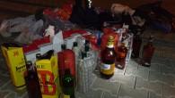 Tosya polisi sigara ve alkol kaçakçılarına geçit vermiyor