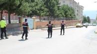 Tosya'da trafik ekiplerinden hız uygulaması