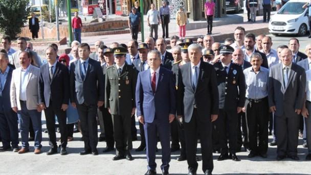 Tosya'da Zafer Bayramı coşkuyla kutlandı
