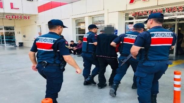 İki cezaevi firarisi yakalandı