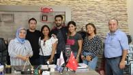 Gazetemiz Yurtdışından Misafirleri Ağırladı