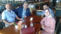 Küçüktuzsuz Ailesi Oğulları için Şerbet Programı Yaptı