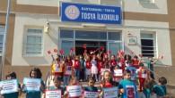 Tosya İlkokulunda 15 Temmuz Demokrasi ve Milli Birlik Günü Anma Programı