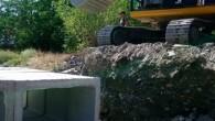 Tosya Belediyesi menfez çalışmalarına başladı