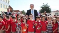 Tosya'da 6bin 300 öğrenci ders başı yaptı