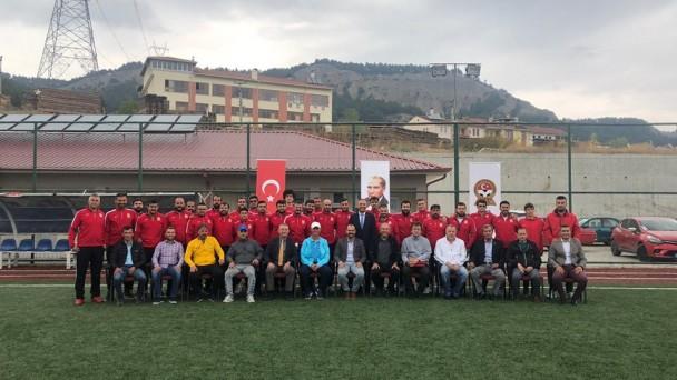 Tosya'da düzenlenen Grassroots C Antrenör kursu sona erdi