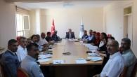 Tosya'da Hayat Boyu Öğrenme Komisyonu Toplandı