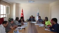 Tosya'da trafik komisyonu toplantısı yapıldı