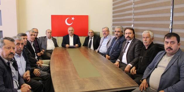 Barış Pınarı Harekatına Tosya İş Dünyası ve STK'lardan Destek