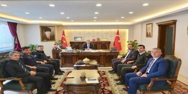 Cumhuriyet Bayramı Kutlama Komitesi toplandı