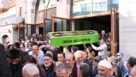Erzurum'da hayatını kaybeden Tosyalılar defnedildi