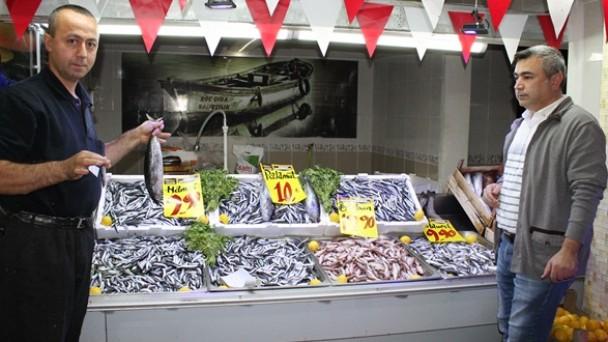Koç Gıda'dan Günlük Taze Karadeniz Hamsisi