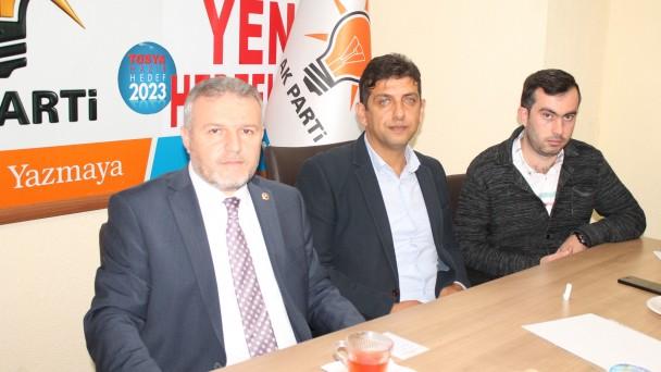 Milletvekili Çelik; Tosya'ya Fakülte İçin Çalışmalar Devam Ediyor