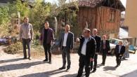 Tosya Belediye Başkanı Volkan Kavaklıgil, mahalle gezilerine devam ediyor