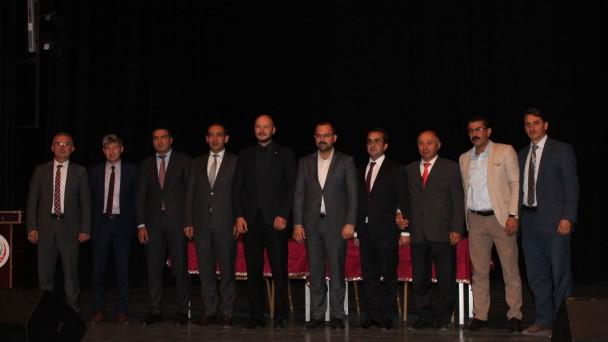 Tosya'da AB projeleri bilgilendirme toplantısı düzenlendi