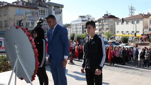 Tosya'da Amatör Spor Haftası kutlamaları başladı