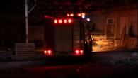 Tosya'da fabrika yangını ucuz atlatıldı