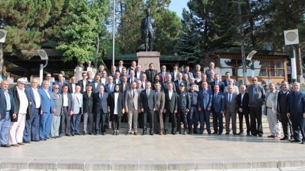 Tosya'da Muhtarlar Günü  Kutlandı