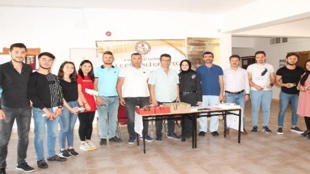 Tosya'da öğrenciler, terör konusunda bilgilendirildi