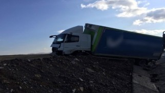 Tosyalılar Erzurum'da Kaza Yaptı