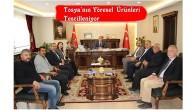 Tosya'nın Yöresel Ürünler Tescilleniyor