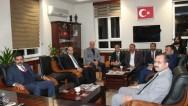 Ülkü Ocakları Başkanından Tosya Belediye Başkanına Ziyaret