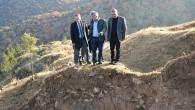 Müzeler Genel Müdürlüğünden Tosya Gavur Kayalıklarına İnceleme