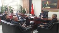 Tosya Belediye Başkanından Polis ve Jandarmaya Ziyaret