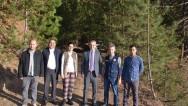 Tosya Dipsizgöl'de enerji nakil hattı yenileniyor