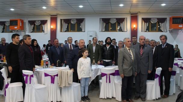 Tosya'da 24 Kasım Öğretmenler Günü Kutlandı