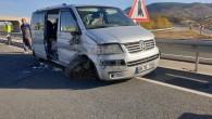 Tosya'da kaza; 6 yaralı