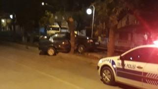 Tosya'da şehiriçinde kaza;1 ağır yaralı