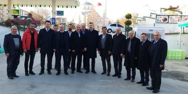 """Ak Parti Kastamonu Koordinatör Milletvekili Mustafa Esgin: """"Kastamonu Türkiye'nin Özeti"""""""